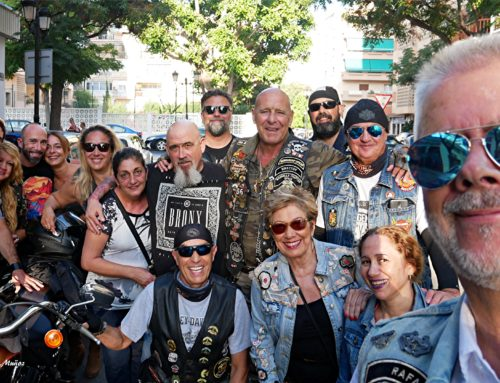 Marbella Chapter en Sabi Street Party  (O´Callaghan)